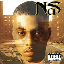 It Was Written by Nas (CD, 1996, Sony Music Distribution (USA))