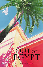 Out of Egypt: A Memoir, Very Good Condition Book, Aciman, Andre, ISBN 9781845111