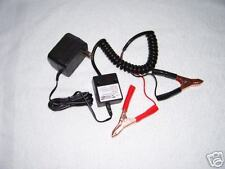 (4) -12 VOLT AUTOMATIC BATTERY FLOAT CHARGERS  (NEW ) :