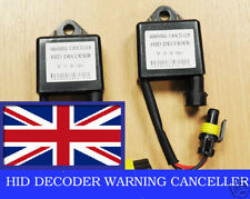 HID DECODER BULB WARNING CANCELLER FOR HID CONVERSION