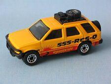 Matchbox Vauxhall Opel Frontera Roadside Rescue 555 Toy Model Car UB