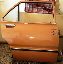 Toyota Tercel AL11 1979-82 model rear RH door
