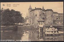 Belgium Postcard - Bruges - Porte De Gand   BH6037