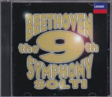 Beethoven - The 9th Symphony In D Minor op.125 - Solti - CD (D103847)