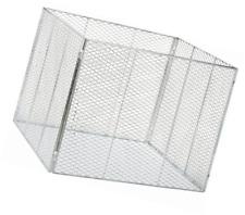 BRISTA 922222 Komposter, feuerverzinkt, 100x100x80 cm