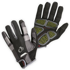 NEW Pearl Izumi Men's P.R.O. Gel Vent Gloves Full Finger Cycling Black - X-Large