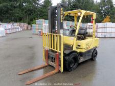 New Listing2013 Hyster H60Ft 6K Industrial Warehouse Forklift Lift Truck 2.2L Lpg bidadoo