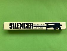 Super rare Western Arms Sllencer for the Cobra gas airsoft made in Finland