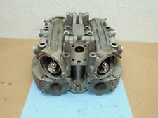 1974 Yamaha TX650A TX650 Engine Cylinder Head With Matching Rocker Arm Cover