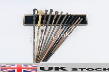 New Harry Style Potter  Wand  Metal Core Cosplay Fancy Dress Party UK SELLER