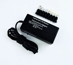 Universal Laptop Charger AC Adapter For HP Dell Acer Asus Laptops and Others