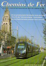 revue AFAC tram Bordeaux Pologne, Blanc-Argent Région Centre, Ballade Irlandaise