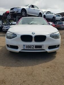 Bmw 1 series front end