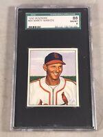 1950 BOWMAN #88 MARTY MARION SGC 88 NM-MT 8