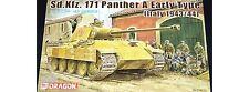 KIT DRAGON 1:35 CARRO ARMATO Sd.kfz.171  PANTHER A EARLY TYPE (ITALIA)  ART.6160