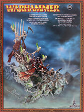 WARHAMMER Fantasy - Vampire Counts Coven Throne Mortis Engine Macchina NEW NUOVO