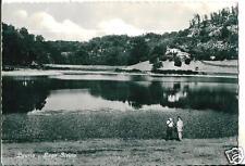 ba 20 1954 LAURIA (Potenza) Lago Sirino - viagg. Ed. Alagia
