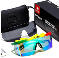 KDEAM 13 Colors Unisex Sport Sunglasses Outdoor Cycling Windproof Goggles