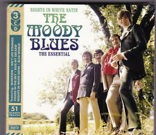 The Moody Blues : Nights in White Satin - The Essential - 3CD