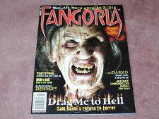 FANGORIA # 283, Drag Me To Hell, Terminator Salvation, FREE SHIPPING USA