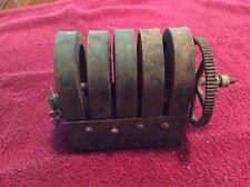 Vintage Stromberg Carlson 5 Bar Magneto Telephone Battery Must See