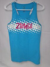 Zumba Tank Top work out shirt women's XXL