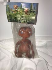 "E.T. Extra Terrestrial Movie 6"" Vinyl Figure Poseable Bootleg Taiwan EXCELLENT"