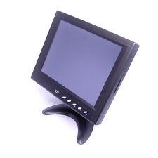 """SDC-V8 8"""" 20cm LCD TFT PC Monitor mit VGA Anschluss inkl. Einbaurahmen"""