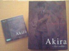 Togainu no Chi AKIRA PVC 1/10 figure & CD uniform ver.