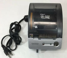 Brother P-Touch QL-500 Thermal Label Printer   A