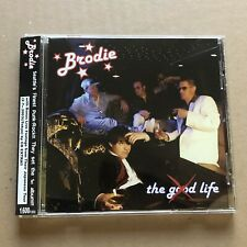 BRODIE - The Good Life CD - JAPANESE IMPORT WITH OBI-CD - Seattle Punk Rock