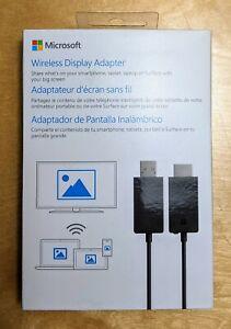 Microsoft Wireless Display Adapter V2 P3Q-00020 Model 1733