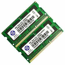 16GB 2X8GB DDR3L 1600MHz PC3L-12800S Laptop SODIMM Memory Low Voltage 204 pin UK