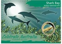 Australia 1 Dollar 2010 Celebrate Australia Shark Bay