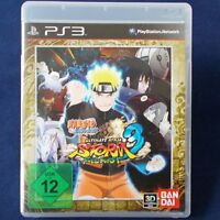 PS3 - Playstation ► Naruto Shippuden: Ultimate Ninja Storm 3 Full Burst ◄ TOP