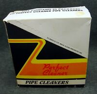 Vintage Pipe Cleaners Perfect Cleaner Bulk Store Box