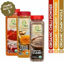 Geo-Fresh Organic Combo Pack Of 3 Free Shipping