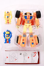 Transformers Generations IDW Deluxe Class AUTOBOT SCOOP Loose 100% Complete