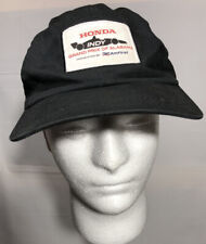 "Honda Indy Grand Prix Of Alabama Adjustable Hat Black ""Presented By AmFirst"""
