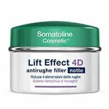 Somatoline Lift Effect 4d  Antirughe Notte | 50 ml