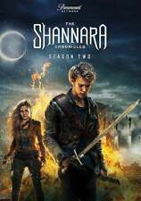 The Shannara Chronicles: Season 2 Two (DVD, 3-Disc Set) BRAND NEW