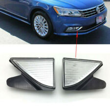 Front Bumper Lower Reflector Reflective Fit For Passat B8 NMS 16 17 US Version