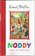 NODDY GOES TO TOYLAND 1 Enid Blyton 2016 New hardback Childs classic Collectable
