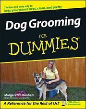 Dog Grooming for Dummies by Margaret H. Bonham | Paperback Book | 9780471773900