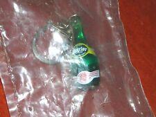 Porte-clés Key ring Mini bouteille PERRIER 45 mm haut Emballée : état neuf !!