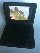 "Sony DVP-FX750 Portable DVD Player w/ 7"" Screen and Power Cord - FULLY TESTED"