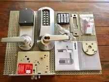 "SIMPLEX KABA E-Plex MORTISE 5000 BEST Door Lock Push Button E5066BWL62641 1 1/4"""