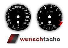 Tachoscheibe passend für E90 E91 E92  so wie E60-E61 E63 E64 E70 E71 Benziner