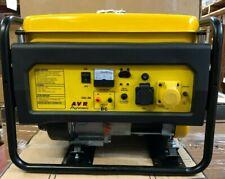 Recoil Start Petrol Generator 2.2Kva  2kw  dual voltage 110v / 230v