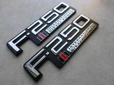 83-94 NEW Ford F-250 International Diesel Power Decorative Nameplate Logo Emblem